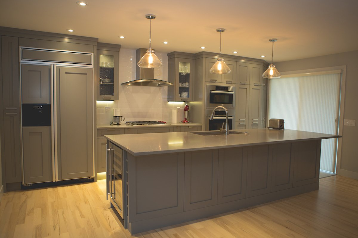 Custom Kitchen Renovations | Golden Acre Renovations | Calgary, AB