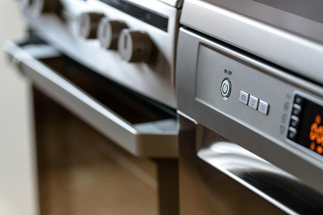 Image Of Energy Efficient Stove & Oven | Energy Efficient Renovation Tips | Golden Acre Renovations